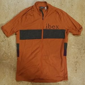 Ibex Mens Cycling Jersey